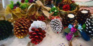 Sarıyer'de yeni yıl havası