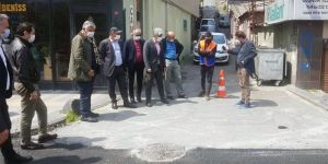Sarıyer Belediyesi sokağa çıkma yasağını fırsata çevirdi