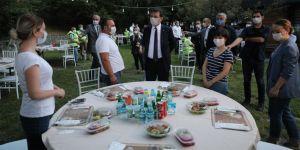 İmamoğlu'ndan iftarda 'Atatürk Kent Ormanı' müjdesi