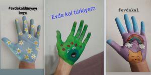 Süleyman Çelebi Ortaokulu'ndan online Yunus Emre programı