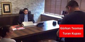 Gürkan Teoman Önderliğinde Turan Kupası Çalışmaları Başladı