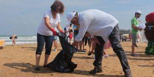 Çevre Günü'nde Sarıyer'de doğa temizliği