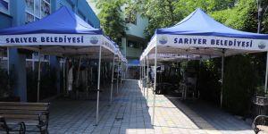 Koronavirüs spor salonlarını bahçeye taşıdı