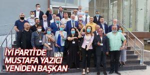 İYİ Parti'de Mustafa Yazıcı yeniden başkan
