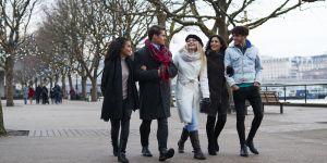 İngiltere Üniversite Hayatı
