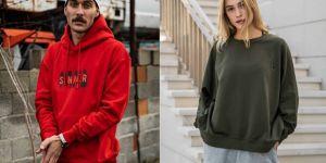 Oversize Sweatshirt Nasıl Kombinlenir?