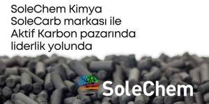 SoleChem Kimya SoleCarb markası ile Aktif Karbon pazarında liderlik yolunda