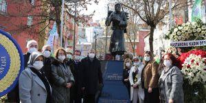 Milli Mücadele'nin kadın kahramanı Sarıyer'de anıldı