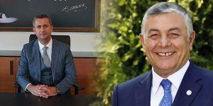 Kaymakam Özer ve Başkan Genç'in corona testi pozitif çıktı