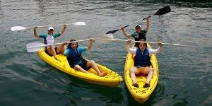 Sarıyerli çocuklar pandeminin stresini sporla atıyor