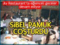 Sibel Pamuk coşturdu