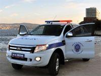 Sarıyer İlçe Emniyet Müdürlüğü 2 yeni araç aldı