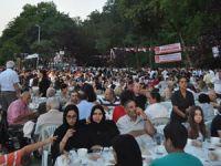 CHP'nin iftarına yoğun ilgi