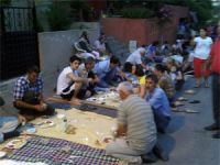 FSMde Alevi-Sünni kardeşliği iftarı