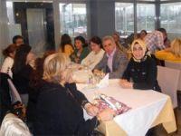 İASKF Başkanı Ali Düşmez engellileri ağırladı