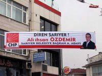 CHP'li Ali İhsan Özdemir çalışmalara hız verdi