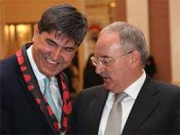 Sedat Özsoy'a ilk destek Çevreci Başkan'dan