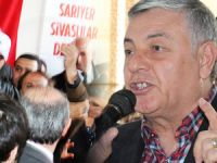 Sivaslılar Derneği'nin açılışında Şükrü Gençe şok protesto