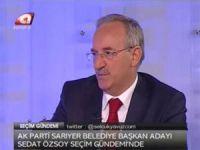 Sedat Özsoy: Seçimi büyük farkla kazanacağız VİDEO