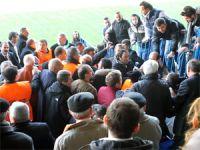 Sarıyer - Giresunspor maçında olay çıktı!