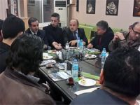 Meclis üyesi adaylarından Platform Ayazağa'ya ziyaret