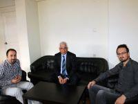 Adnan Ayber'den Manşete ziyaret