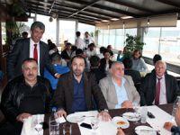 Yakup Güngör Mutludan Sarıyerli futbolculara moral yemeği