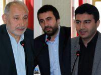 AK Partililer borçlanmaya tepki gösterdi