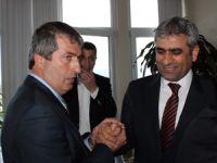 AK Parti Sarıyerde devir teslim töreni