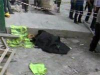 Ağaoğlunun inşaatında kaza: 1 işçi öldü