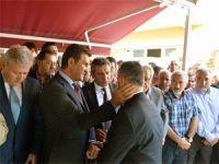 CHP İlçe Başkanı Mehmet Denizin acı günü