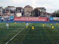 Kireçburnu 3 puanı 3 golle aldı