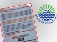 Belediye korsan gazete ve broşür için uyardı