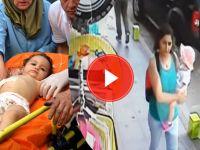 Sarıyer'deki silahlı çatışmanın video görüntüleri