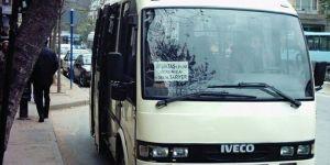 Sarıyer'de minibüs güzergâhları değişti