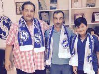 Ali Yazıcı'dan gençlere Sarıyer atkısı