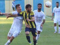 Sarıyer İzmir'de 3 puan bıraktı