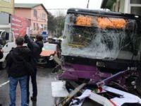 Kireçburnu'daki kazada otobüs şoförüne 7,5 yıl hapis