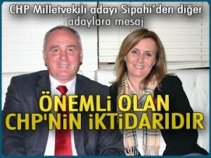 'Önemli olan CHP'nin iktidarıdır'