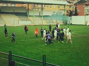 Sarıyer 2 - 0 Fethiyespor