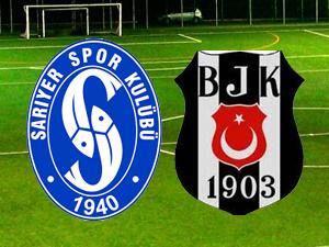 Sarıyer, Beşiktaş ile aynı grupta