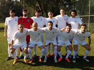 Sarıyer Erzurumu 2 golle geçti