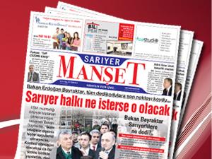 Sarıyer Manşetin 45.sayısı çıktı