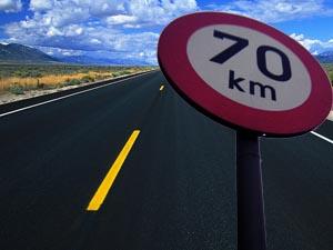 Sarıyerde 3 caddenin hız limiti değişti