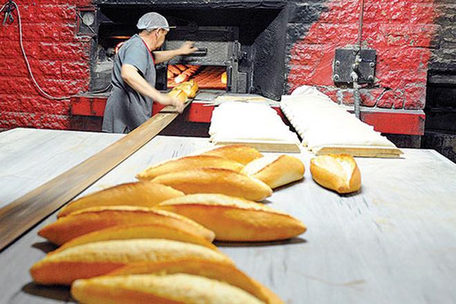 Sarıyer'de ekmek 1,5 lira oluyor