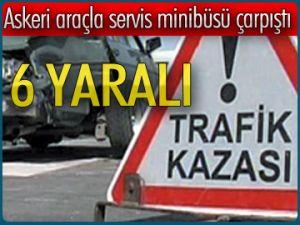 Sarıyer'de trafik kazası