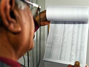 Seçmen listeleri 14 Mart'ta askıya çıkıyor