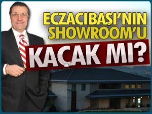 Showroom kaçak mı yapıldı?