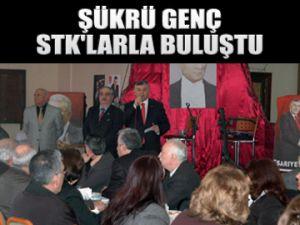 STK'larla birlikte yöneteceğiz