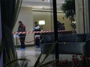 Tarabya Otelinde kan döküldü!